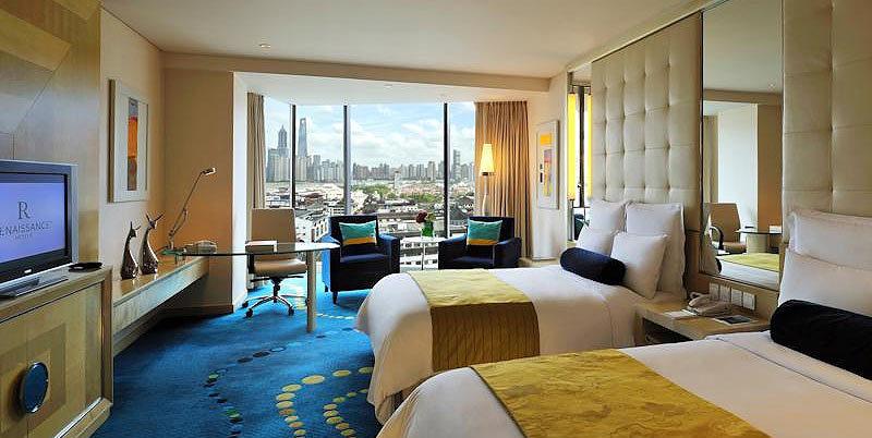 """Отель """"Renaissance Shanghai Yu Garden"""""""