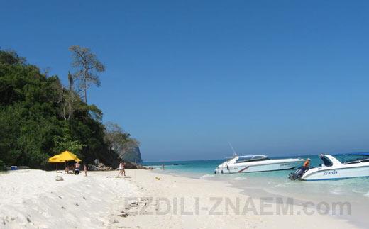 Экскурсия на острова Пи-Пи (Пхи-Пхи, Таиланд), где снимали ...