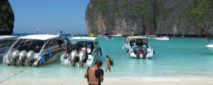 Экскурсия на остров Пи Пи, Таиланд