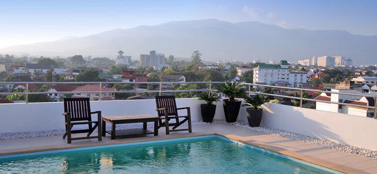 Апартаменты в кондо Smith Residence в ЧиангМае