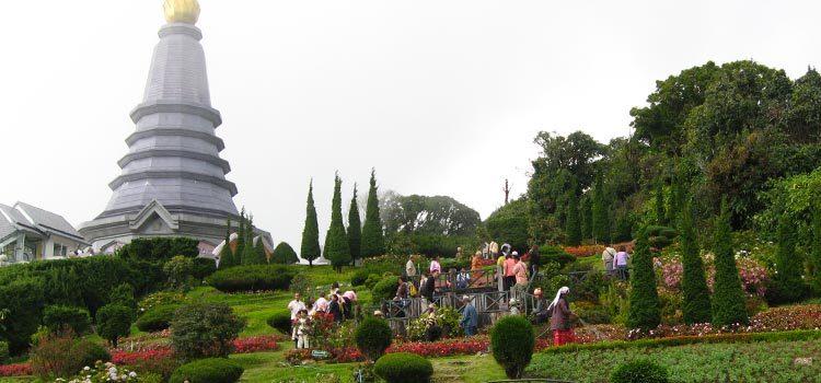 национальный парк Дои Интханон в Таиланде