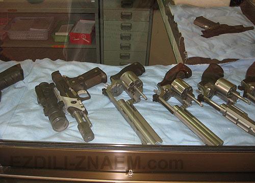 где пострелять из пистолета в Таиланде
