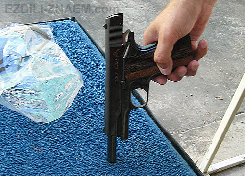 где пострелять из пистолета в Тае