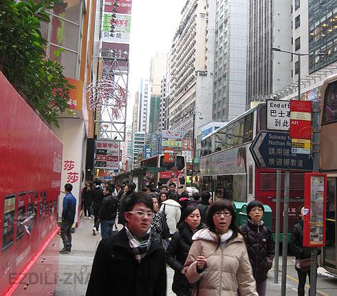 Поездка в Гонконг. Впечатления о Гонконге