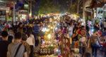 Тайланд. Чангмай: воскресный рынок