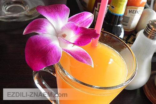 Цветы Тайланда