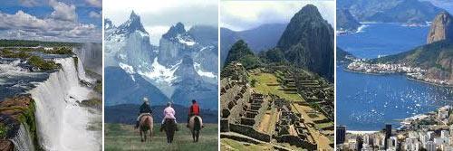 Куда поехать без визы. Страны Южной Америки