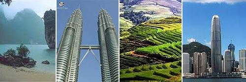 Куда поехать без визы в Азию
