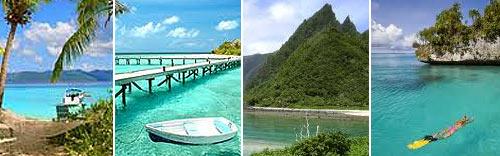 Куда поехать без визы в страны Тихого океана