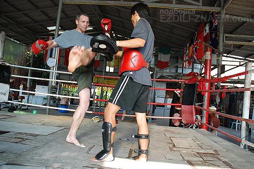 Туры в тайланд пхукет тайский бокс тренировки где в тайланде лучше отдыхать в январе