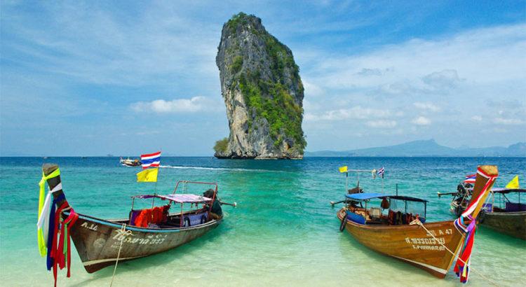 Острова Таиланда. Поездка на остров Пода