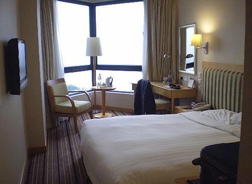 Недорогие отели Гонконга: отель HarbourView