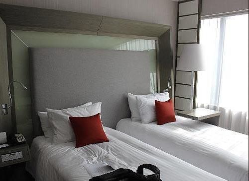 Отели Гонконга: отель Novotel Nathan Road
