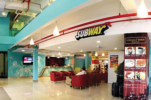 Отели в Куала-Лумпуре. Отель Tune