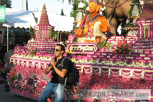 Тайланд: Праздник цветов в Чангмае