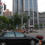 Китай. Улицы Шанхая