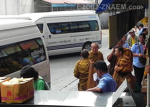 Как добраться до Хуа Хина из Бангкока