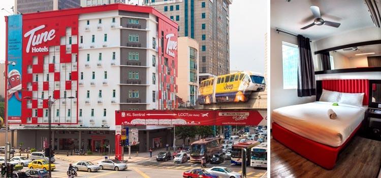 Отель Tune в Куала Лумпур, Малайзия