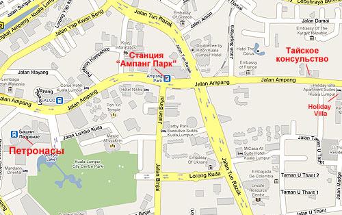 Аквапарк куала лумпур как доехать