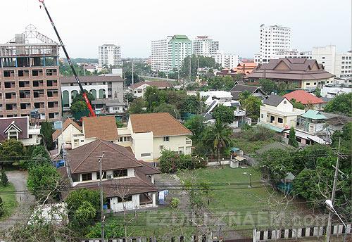 Тайланд после землетрясение 2011, Чианг Май