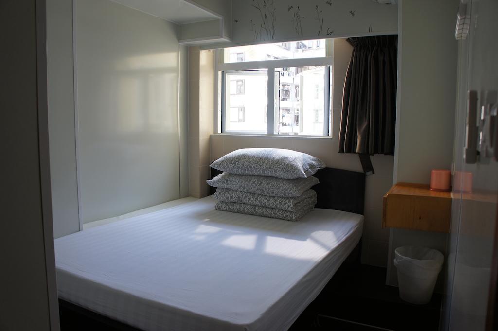Ocean Inn - недорогой отель в Гонконге рядом с метро