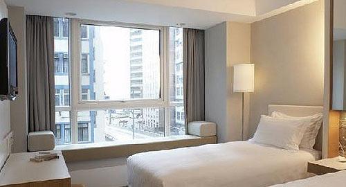Отели Гонконга: отель Traders