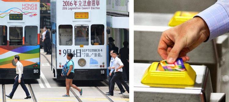 """Транспорт Гонконга: как пользоваться карточкой """"Октопус"""""""
