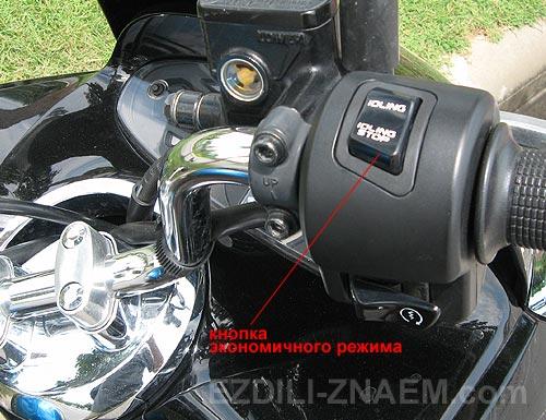Тайланд: Скутер Хонда PCX