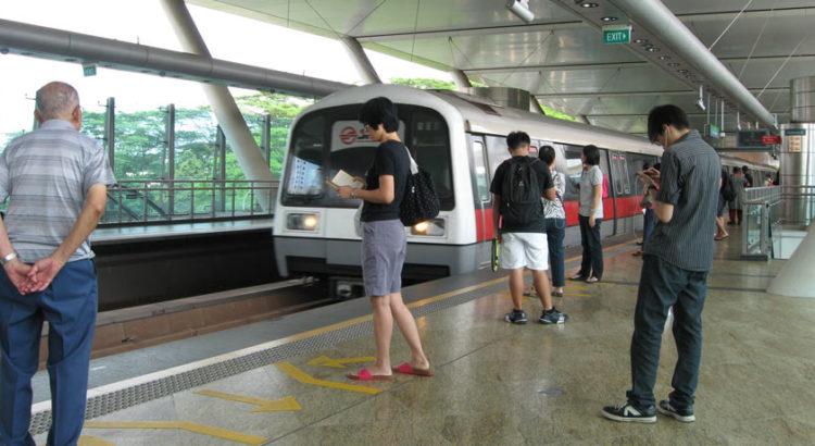 Осваиваем метро Сингапура