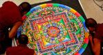Практика буддизма: искусство создания Мандалы