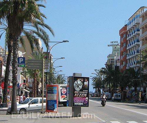 престижные отели испании