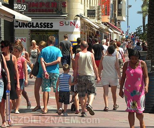 Испания: отдых в Ллорет де Мар