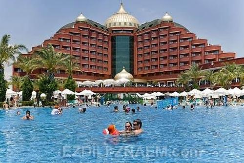 фото отели в турции