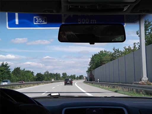 Дорожные впечатления. Автобаны Германии