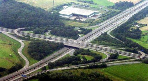 Дорожные впечатления об автобанах в Германии