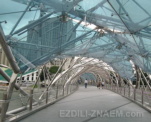 Фото Сингапура. Архитектура будущего