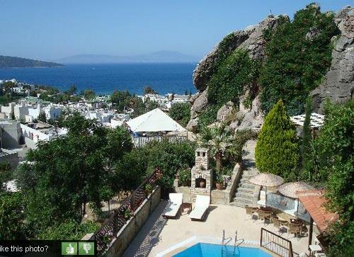 Один из лучших отелей Турции - Aegean Gate в Бодруме