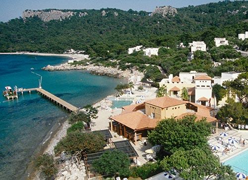 Отель Club Med в Кемере - наверное лучший отель в Турции