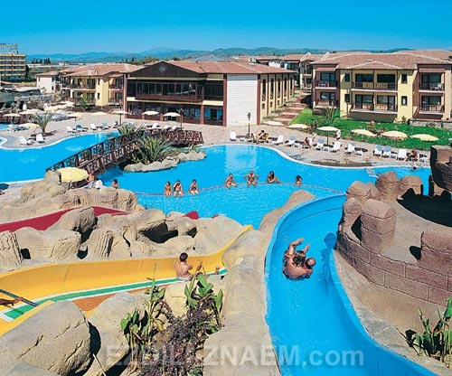 Лучшие отели Турции: Gypsophila Holiday Village в Аланье