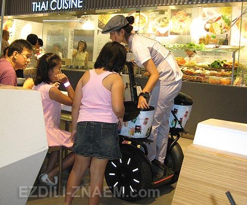 Фото из Сингапура. Технологии будущего в реальной жизни