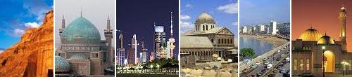 Ближний Восток. Страны где визу можно получить на границе
