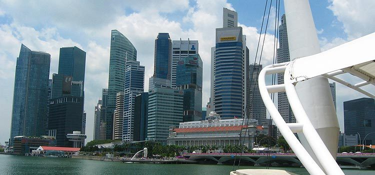 Фото Сингапура - репортаж из города будущего