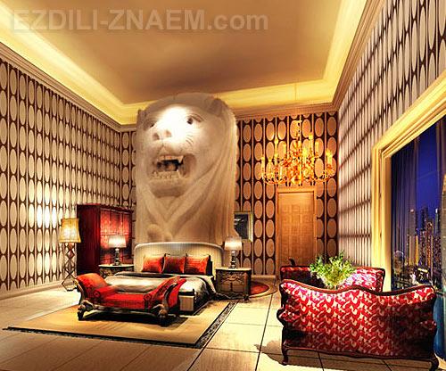 Пятизвездочный Мерлион Отель в Сингапуре