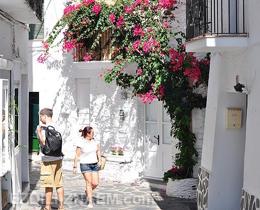Испания. Улицы Кадакеса. Фото и отзыв