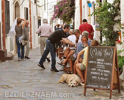 Испания. Впечатления о поездке в Кадакес