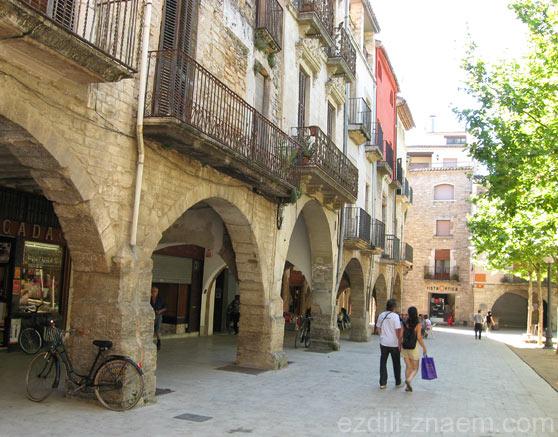 Испания. Прогулка по Баньолесу