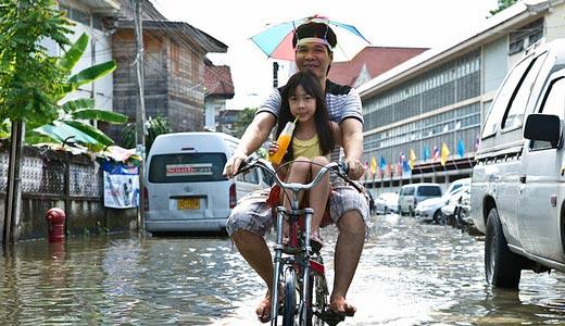 Наводнение в тайланде ехать ли отдыхать острова пи пи в тайланде карта