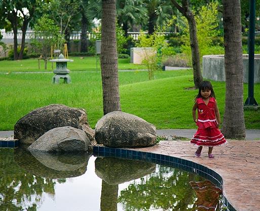 Парки Бангкока: прогулки в Бенжакити парке
