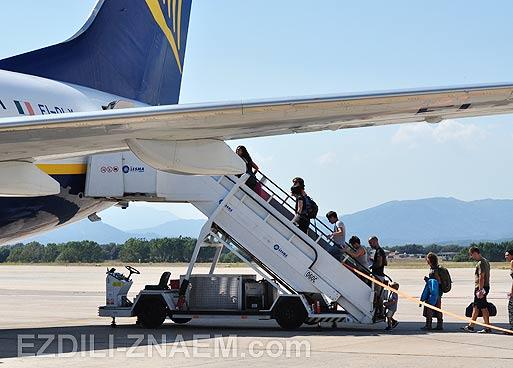 Отзыв о перелете рейсом RyanAir