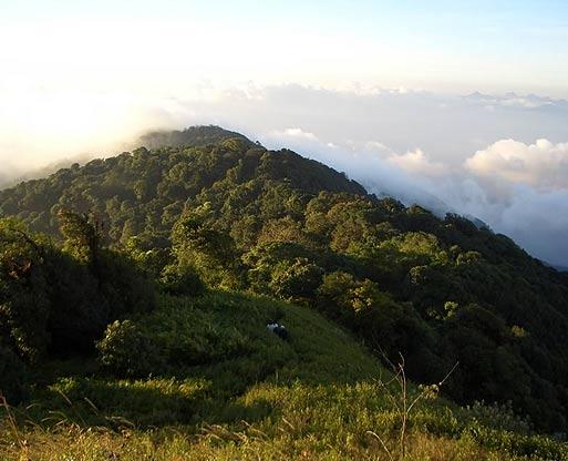 Что смотреть в Тайланде: горы провинции Чианг Май